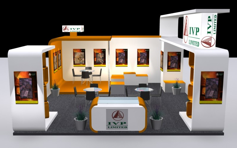 Exhibition Stall Manufacturer In Gujarat : Exhibition stall design gandhinagar
