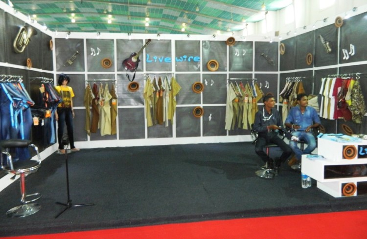 Exhibition stall designing