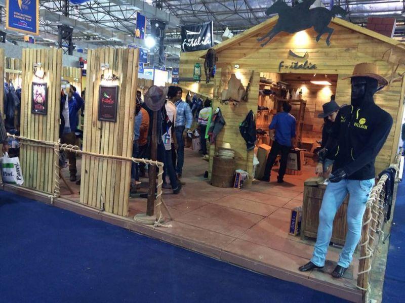 Exhibition Stall Construction : Exhibition stall design mumbai