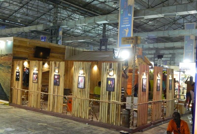 Exhibition stall design mumbai