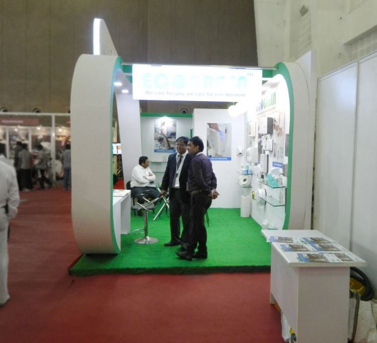 Exhibition Stall Fabricators In Goa : Eco green clean india