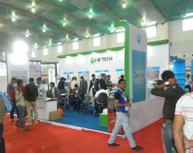 Exhibition Stall Design Newtech-2014-01