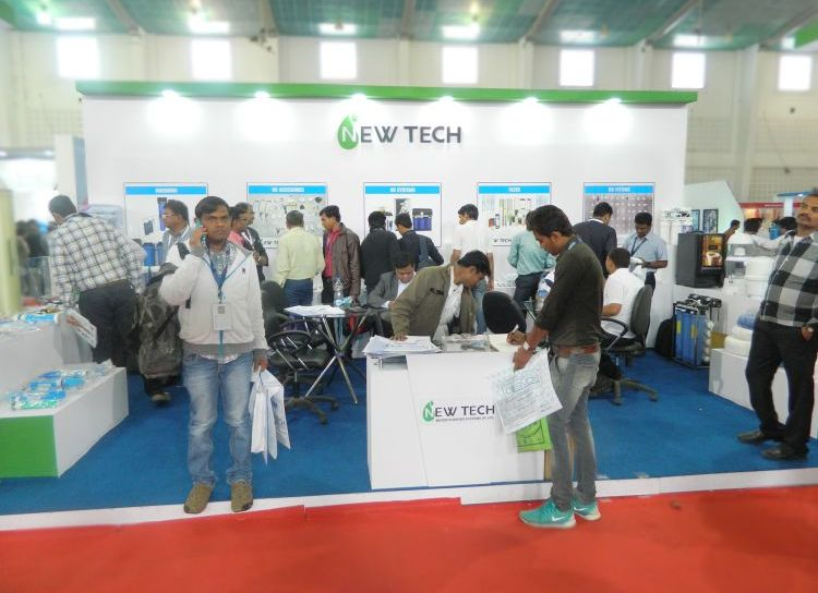 Exhibition Stall In Ahmedabad : Exhibition stall design newtech