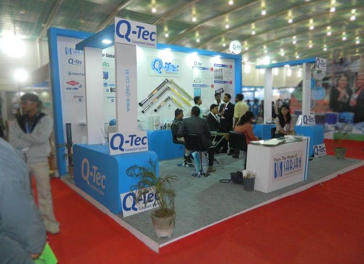 Exhibition Stall Design Q-tech-2014-02