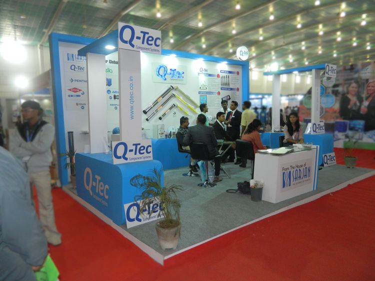 Exhibition Stall Design Q-tech-2014-02