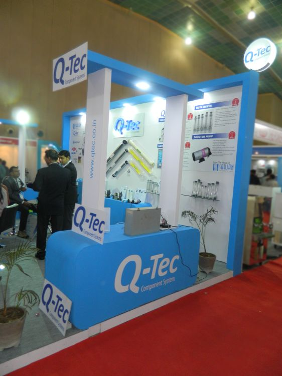 Exhibition Stall Design Q-tech-2014-04