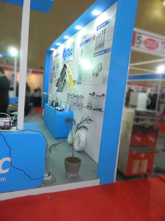 Exhibition Stall Design Q-tech-2014-05