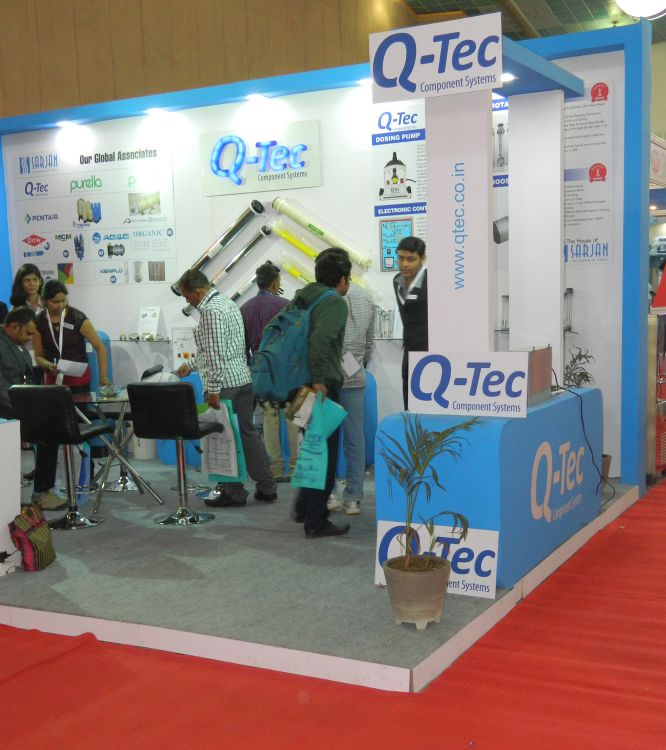 Exhibition Stall Design Q-tech-2014-08