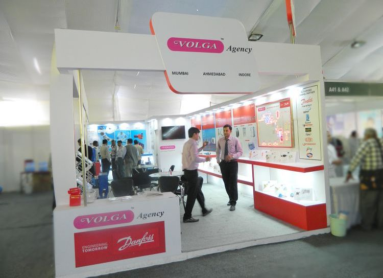 Exhibition Stall Design In Vadodara : Exhibition stall design in ahmedabad volga agency