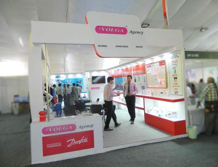 Exhibition Stall Design Agency In Vadodara : Exhibition stall design in ahmedabad