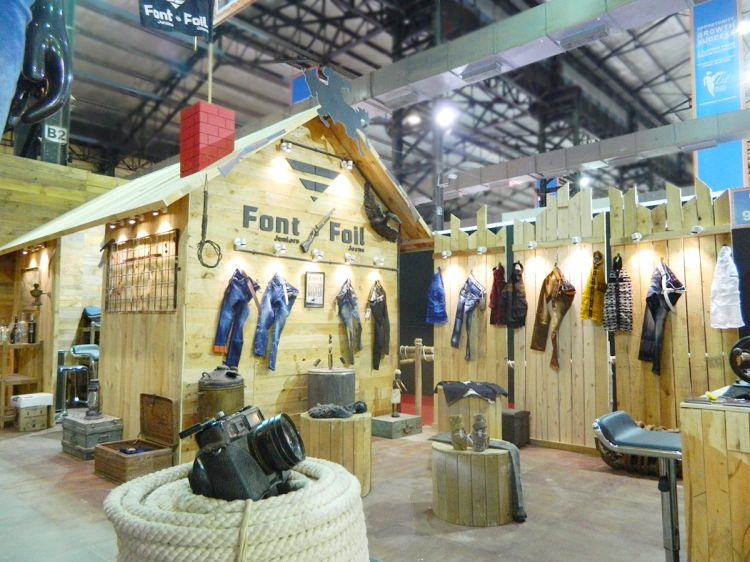 Exhibition Stall Design For Garments : Garment and clothing exhibition stall design archives page of