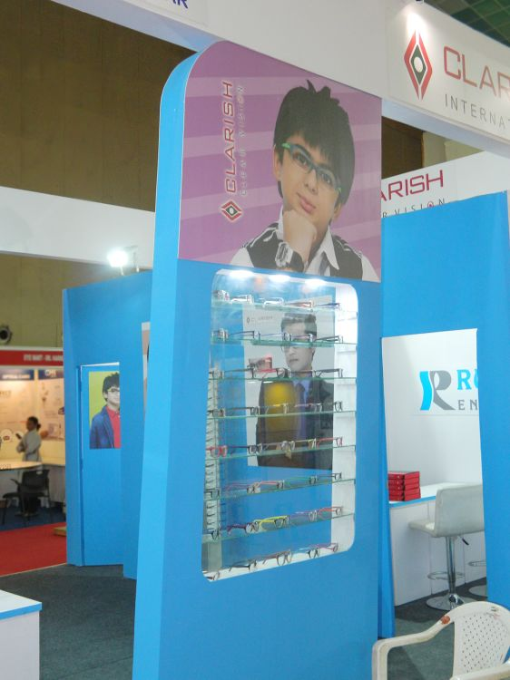 exhibition stall design ahmedabad Rushabh enterprise