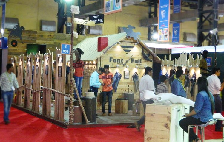 exhibition stall fabrication Mumbai