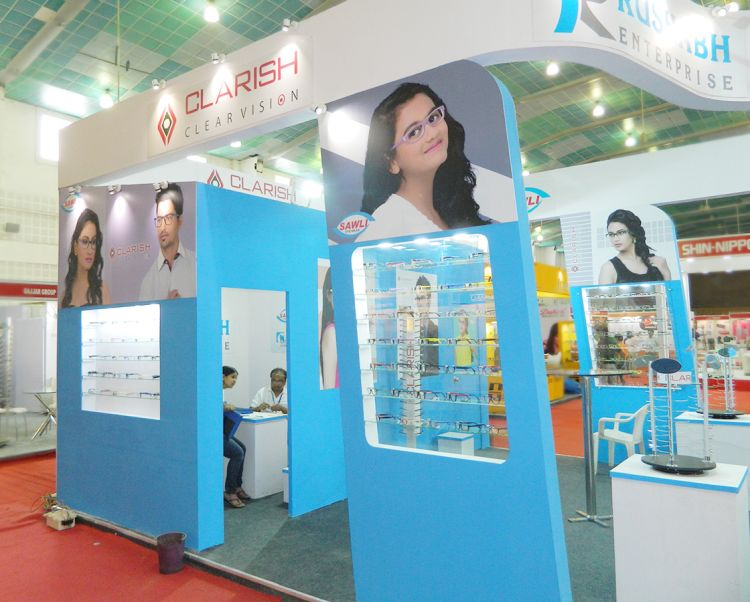 Exhibition Stall Fabricators In Ahmedabad : Exhibition stall design archives