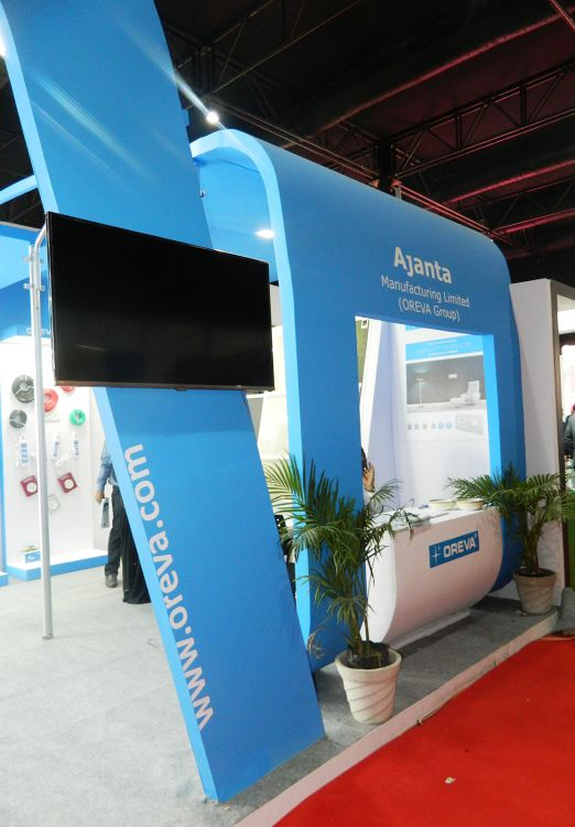 stall design for exhibition