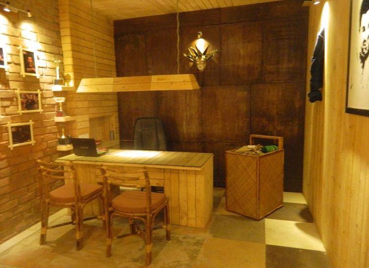 garment stall interior design