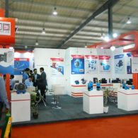exhibition stall fabrication for dyna automation