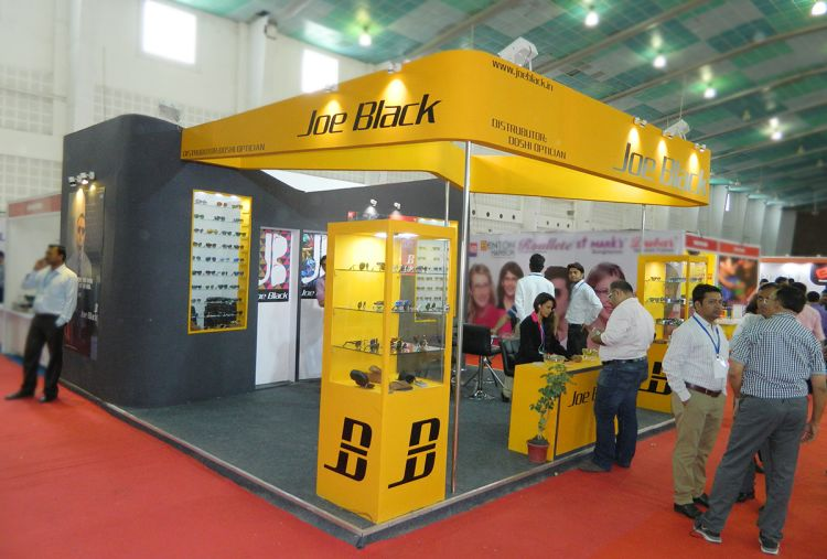 exhibition stall design ahmedabad