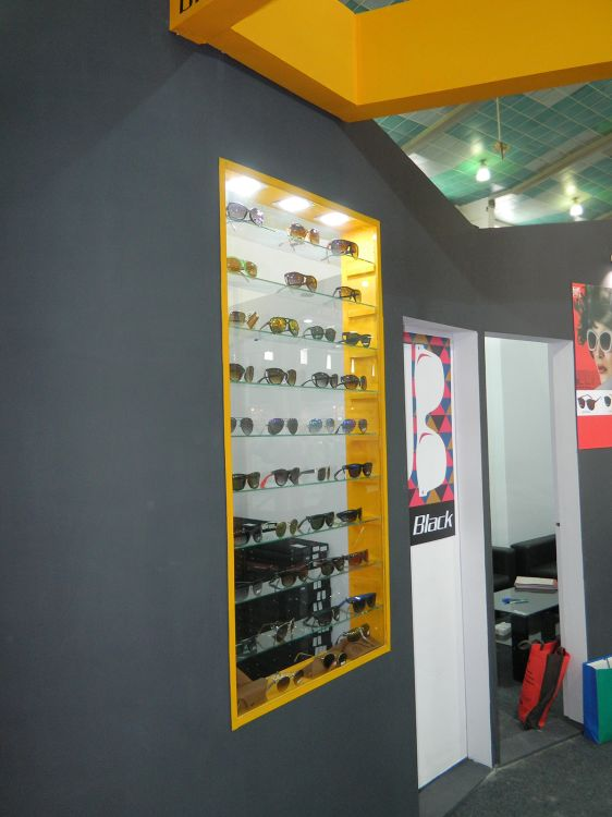 stall design for exhibition in india