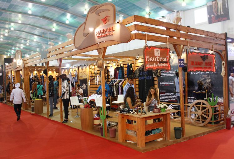 Exhibition Stall Design and Fabrication at ahmedabad gujarat