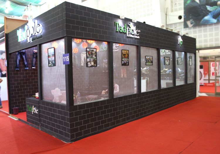 Exhibition Stall Manufacturer In Gujarat : Exhibition stall design and fabrication at ahmedabad gujarat
