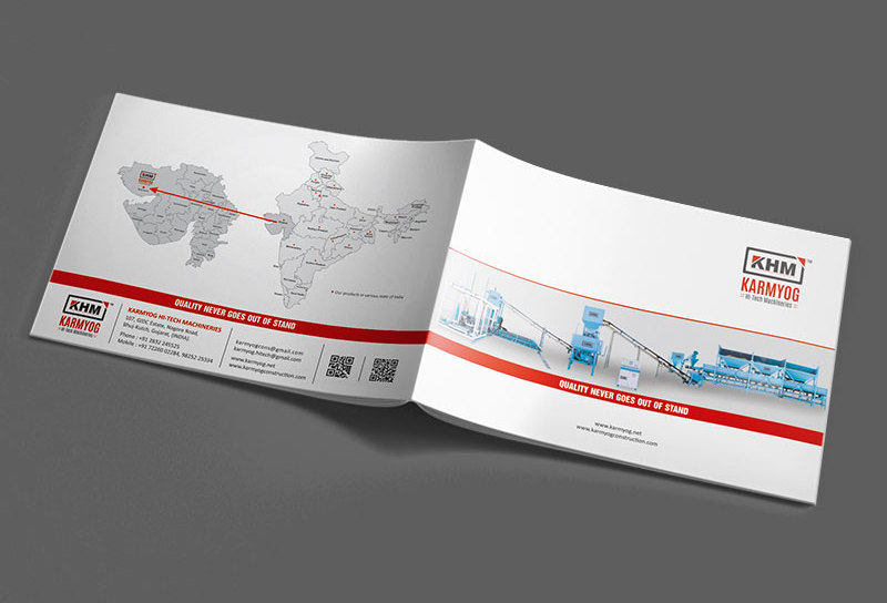 engineering brochure design ahmedabad gujarat india