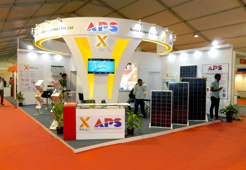 Exhibition Stall In Pune : Exhibition stall design