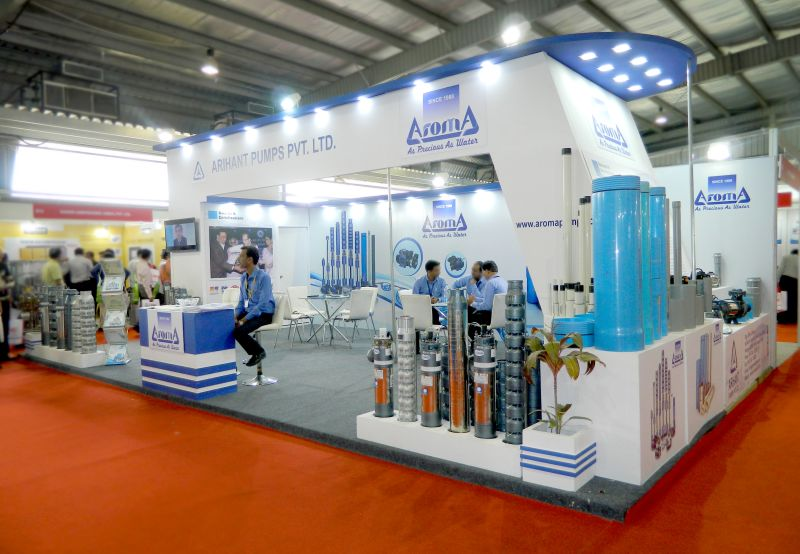 Exhibition Stall Design Ahmedabad : Machinery stall design archives exhibition stall design company