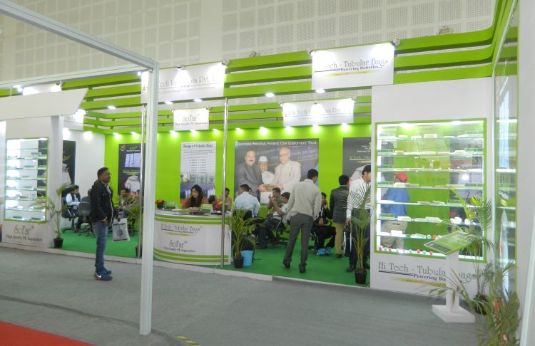 Exhibition Stall Design for-1