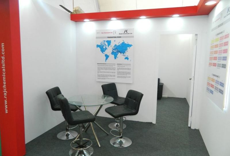 Exhibition Stall Design for Raj chemichal-5
