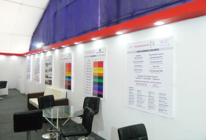 Exhibition Stall Design for Raj chemichal-7