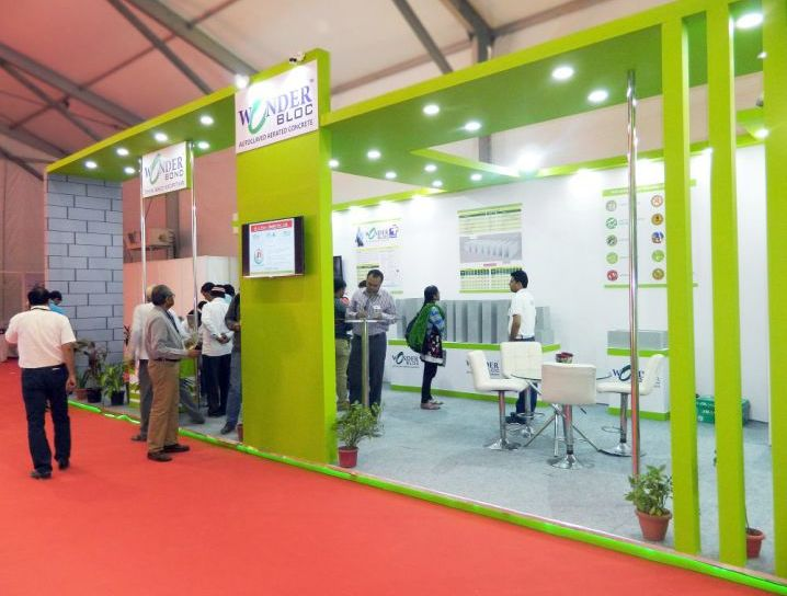 Exhibition Stall Design for wonder block-9