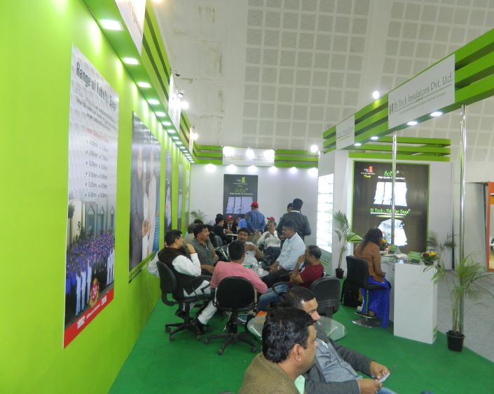 Exhibition Stall Fabricators In Goa : Exhibition stall fabrication