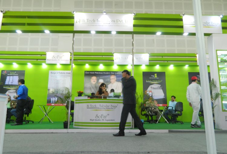 Exhibition Stall Fabrication : Exhibition stall fabrication