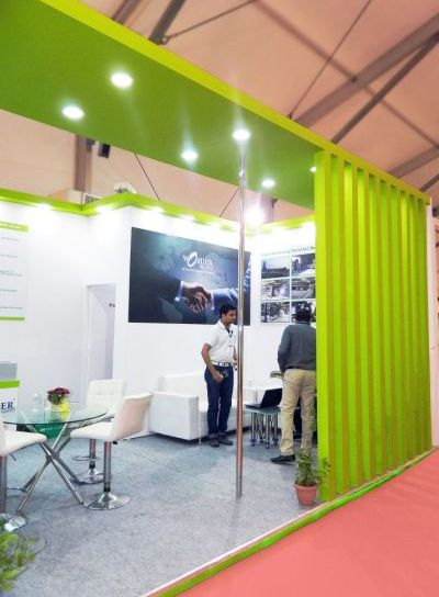 Exhibition Stall Fabrication for wonder block-8