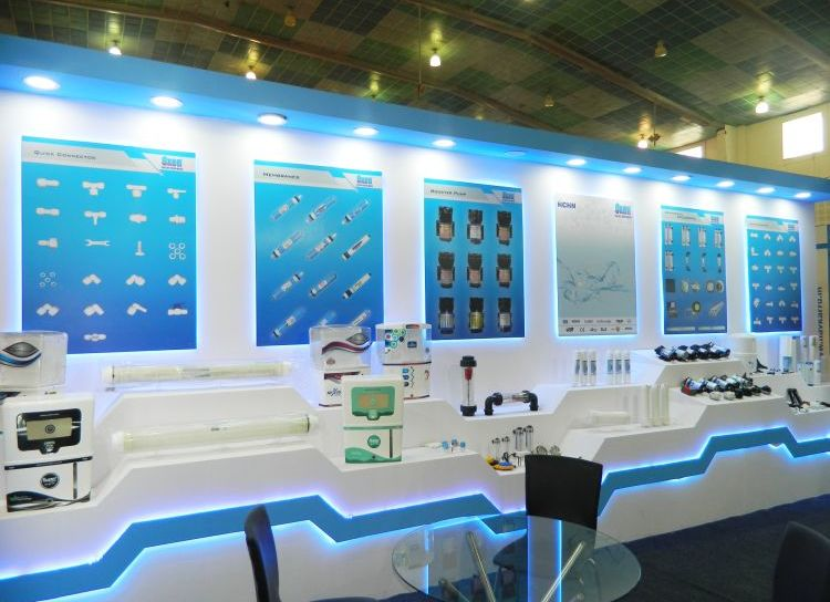 exhibition stall design and fabrection for Oxen in waptag 2016 - 6
