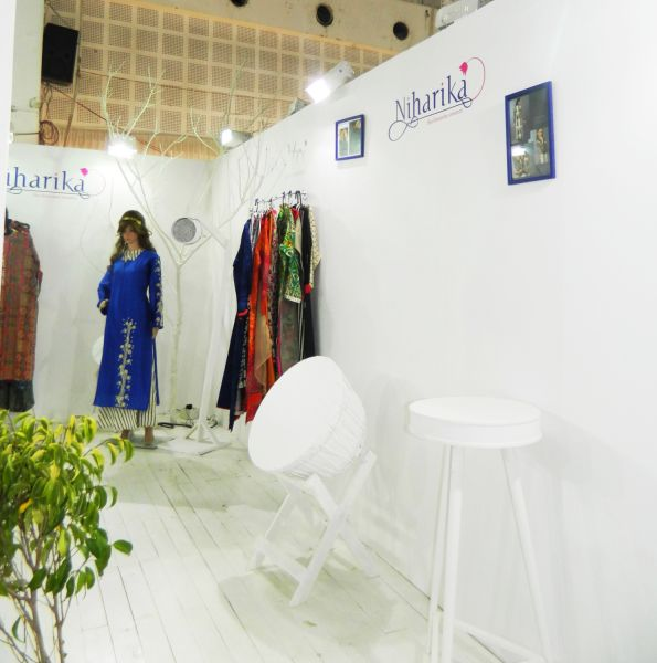 Exhibition Stall Fabricators In Goa : Exhibition stall design and fabrection for maitri in adaa