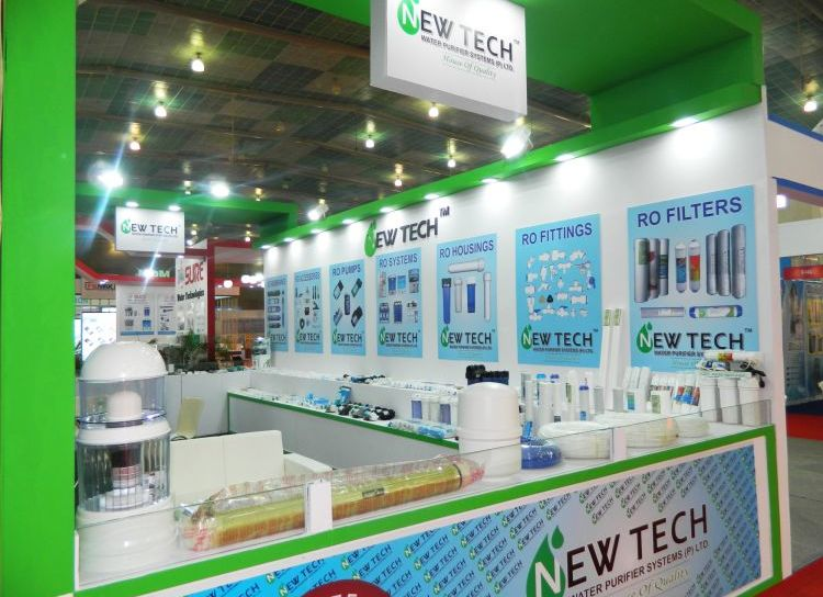 exhibition stall design and fabrection for newtech in waptag 2016 - 4