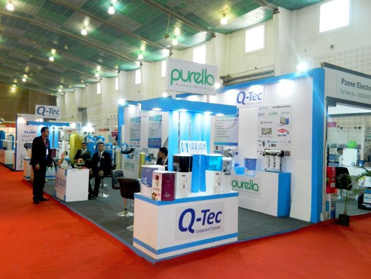Exhibition Stall Fabricators In Nagpur : Exhibition stall design and fabrection for sarjan in