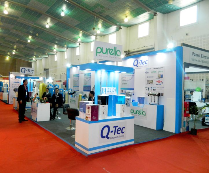 Stall Arrangement For Exhibition : Exhibition stall design and fabrection for sarjan in