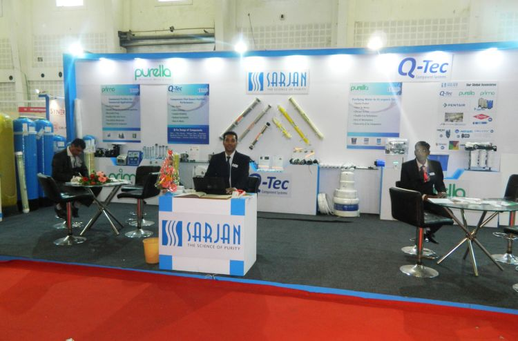 exhibition stall design and fabrection for sarjan in waptag 2016 - 4