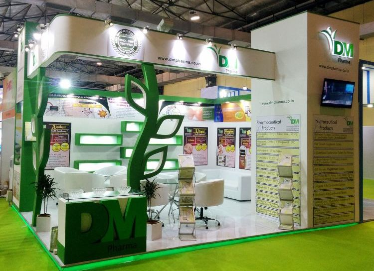 DM Pharma in Iphex India 2016-1