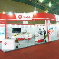 Exhibition Stall Design and Fabrication for cemtrols 2016-1