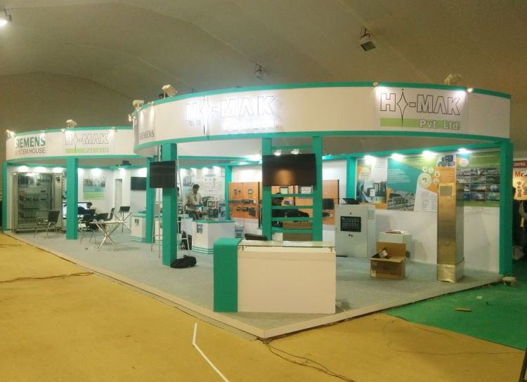 Exhibition Stall Fabricators In Jaipur : Exhibition stall design