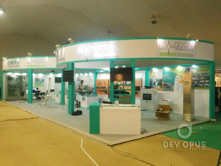 Exhibition Stall Design In Vadodara : Exhibition stall design