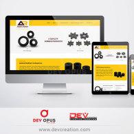 ashok-rubber-website-design-development-ahmedabad
