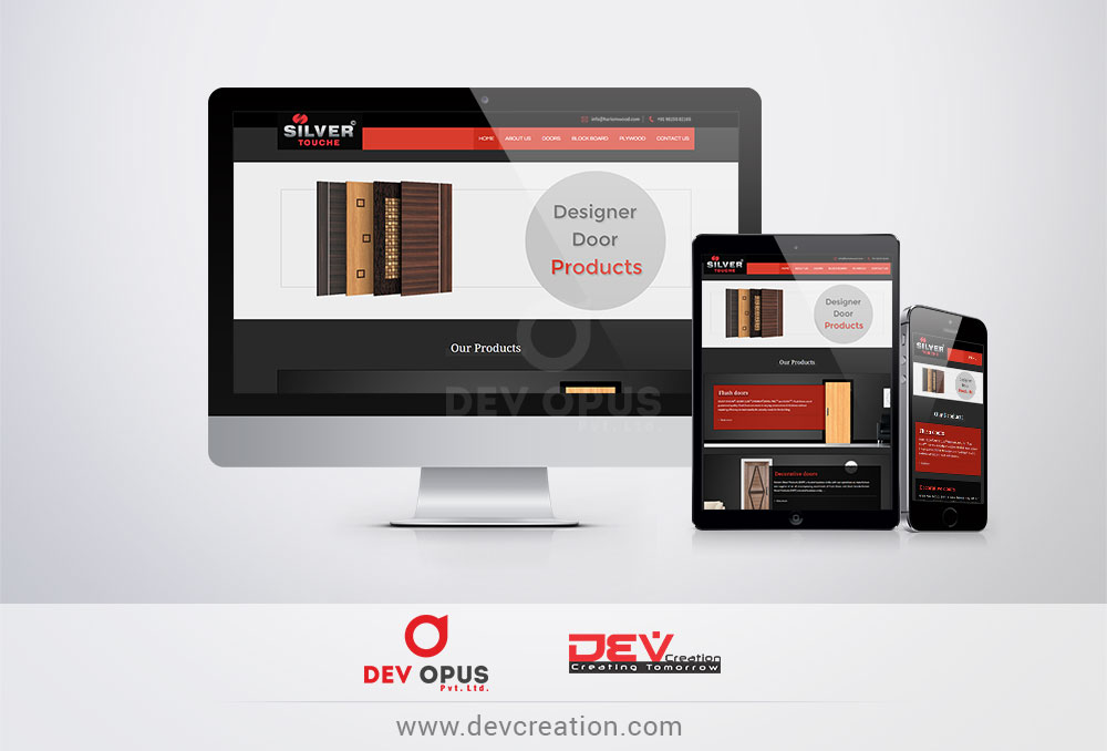 silvertouche-website-design-development-ahmedabad