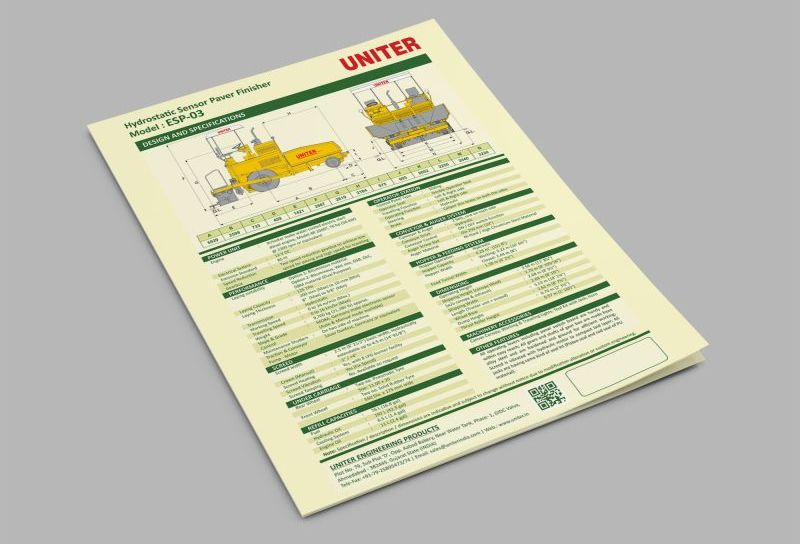 uniter engineering products back