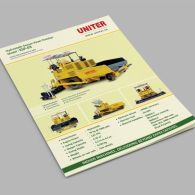 uniter engineering products flayer front