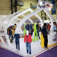 exhibition stall design Hactik-CMAI 2016 9